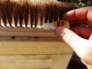 щётка для пчёл