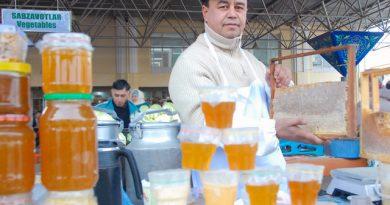 Принята программа развития пчеловодства Узбекистана