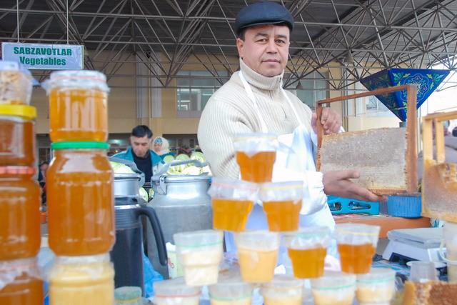 программа развития пчеловодства Узбекистана